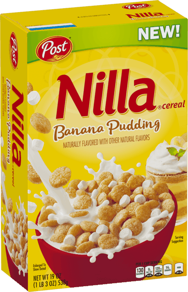 $0.50 for Nilla® Banana Pudding (expiring on Saturday, 02/02/2019). Offer available at Walmart.