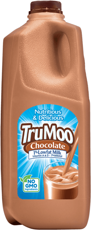 $0.50 for TruMoo® Chocolate Milk (expiring on Saturday, 12/14/2019). Offer available at Walmart.