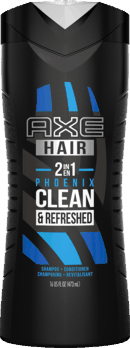 $1.50 for AXE Shampoo + Conditioner. Offer available at multiple stores.