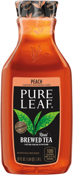 $0.50 for Pure Leaf® Tea (expiring on Wednesday, 08/01/2018). Offer available at multiple stores.