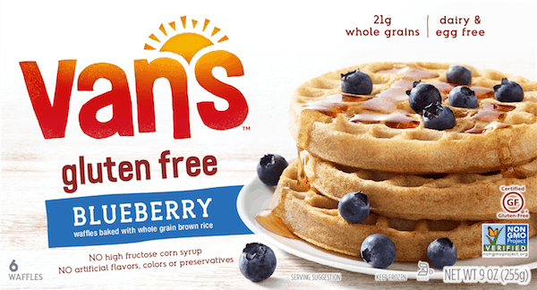 $0.50 for Van's™ Wheat & Gluten Free Waffles (expiring on Friday, 11/02/2018). Offer available at multiple stores.