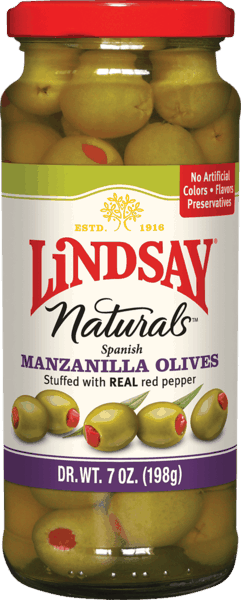 $1.00 for Lindsay® Naturals Specialty Olives (expiring on Friday, 11/02/2018). Offer available at multiple stores.