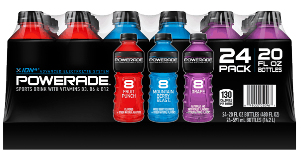 $1.50 for Powerade®. Offer available at Sam's Club.