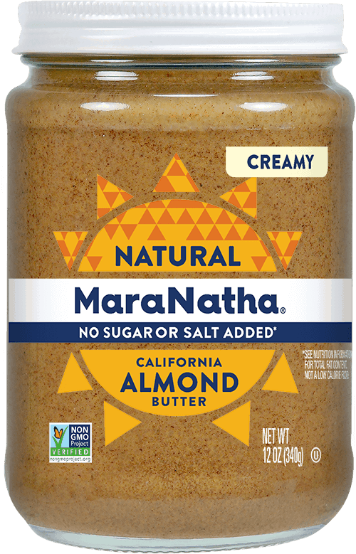 $0.75 for MaraNatha Almond Butter (expiring on Sunday, 08/02/2020). Offer available at Walmart.