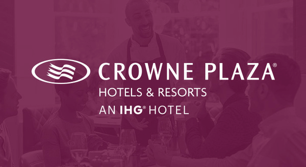 $0.00 for Crowne Plaza Hotels & Resorts (expiring on Thursday, 10/03/2019). Offer available at InterContinental Hotels Group.