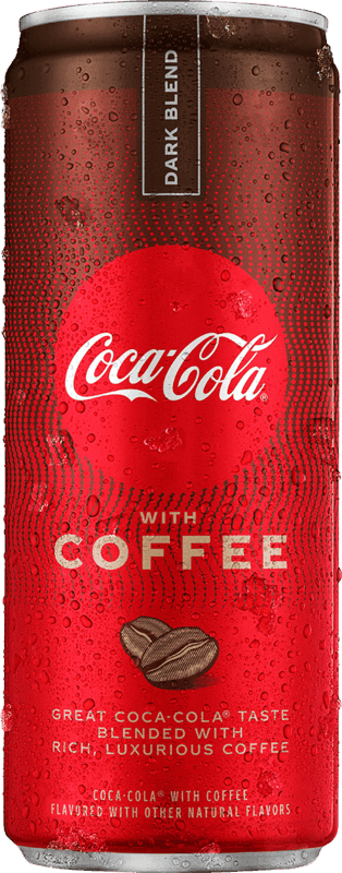 $0.40 for Coca-Cola® with Coffee (expiring on Sunday, 09/26/2021). Offer available at Walmart, Walmart Pickup & Delivery.