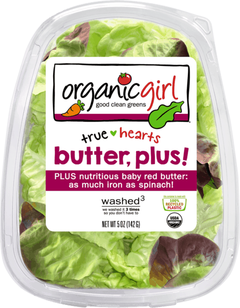 $0.75 for organicgirl®good clean greens (expiring on Sunday, 04/08/2018). Offer available at Harris Teeter.