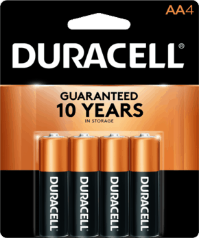 $2.00 for Duracell® Batteries (expiring on Thursday, 03/01/2018). Offer available at multiple stores.