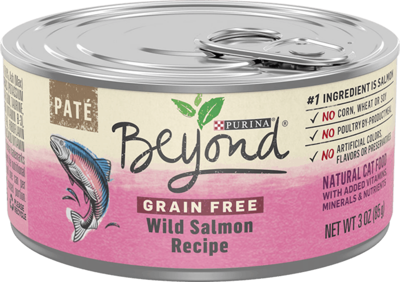 $0.50 for Purina® Beyond® Wet Cat Food (expiring on Wednesday, 10/02/2019). Offer available at multiple stores.