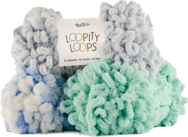$1.00 for Big Twist Loopity Loops (expiring on Tuesday, 04/02/2019). Offer available at JOANN .