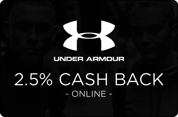 $0.00 for Under Armour (expiring on Thursday, 06/28/2018). Offer available at UnderArmour.com.