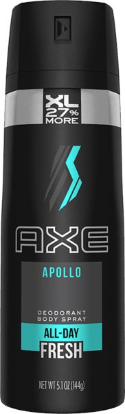 $1.50 for AXE XL Body Spray (expiring on Sunday, 03/18/2018). Offer available at Walmart.