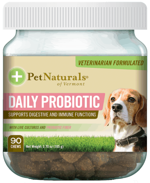 $1.00 for Pet Naturals® Daily Probiotics (expiring on Saturday, 04/13/2019). Offer available at Walmart.