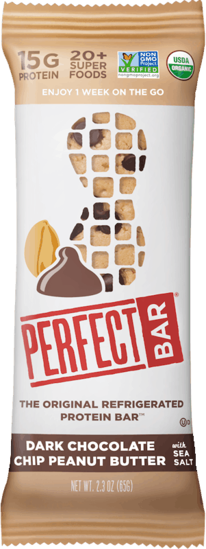 $0.50 for Perfect Bar (expiring on Wednesday, 02/10/2021). Offer available at Target, Target Online.