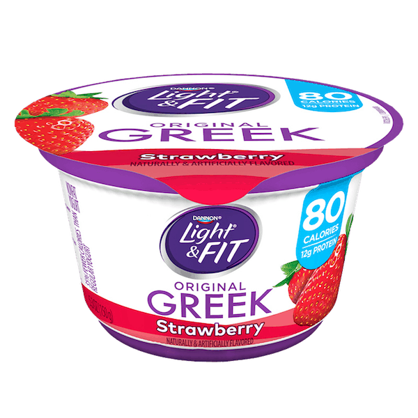 $0.50 for Light & Fit® Greek Yogurt (expiring on Sunday, 02/10/2019). Offer available at multiple stores.