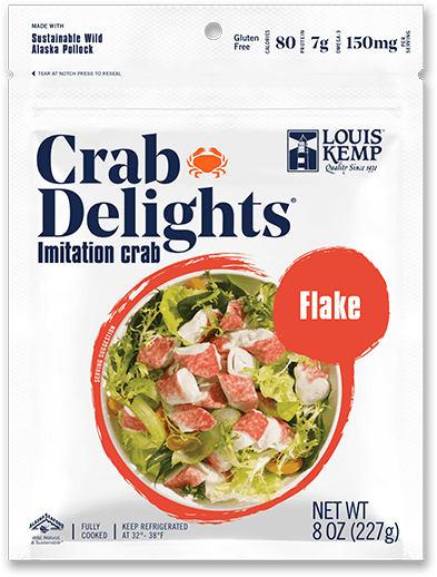 $1.00 for Louis Kemp® Products (expiring on Friday, 11/02/2018). Offer available at multiple stores.