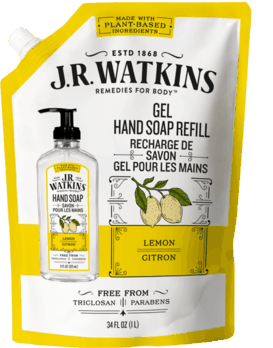 J.R. Watkins Hand Soap Refill Pouch