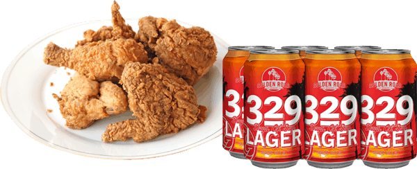 $2.00 for Golden Road® AND Fried Chicken OR Ground Beef (expiring on Tuesday, 08/07/2018). Offer available at Albertsons, Albertsons Market, Any Grocery Store.