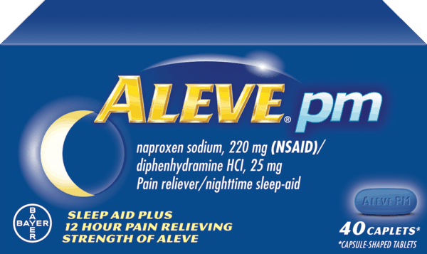 $3.00 for Aleve® PM. Offer available at Walmart.