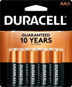 $1.00 for Duracell® Batteries (expiring on Wednesday, 09/26/2018). Offer available at multiple stores.
