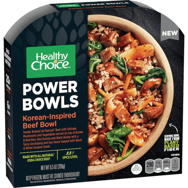 $0.75 for Healthy Choice® Power Bowls (expiring on Wednesday, 05/02/2018). Offer available at Walmart.