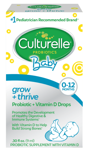 5 00 For Culturelle Baby Probiotics Offer Available At Multiple Stores Printable Coupons