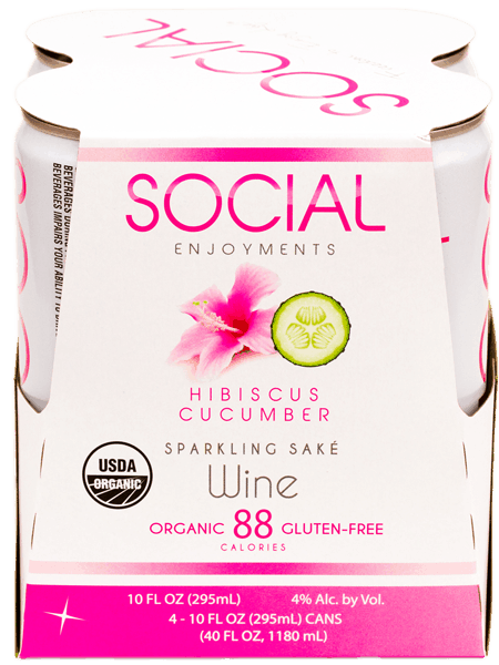 $1.00 for SOCIAL Sparkling Wine (expiring on Sunday, 12/31/2017). Offer available at multiple stores.