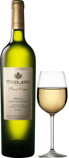 $2.00 for Terlato Vineyards Pinot Grigio Friuli (expiring on Monday, 01/01/2018). Offer available at Any Restaurant, Any Bar.