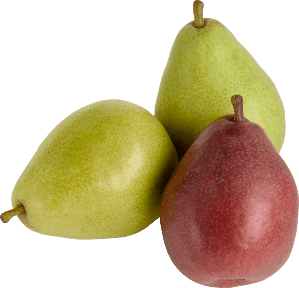 $0.50 for Green or Red Anjou Pears (expiring on Tuesday, 05/14/2019). Offer available at Publix.