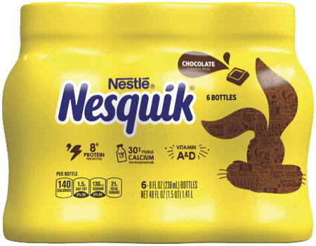 $1.00 for NESTLÉ NESQUIK (expiring on Monday, 05/31/2021). Offer available at Walmart, Walmart Pickup & Delivery.