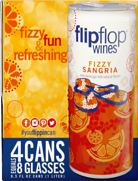 $1.00 for flipflop® wines (expiring on Friday, 04/28/2017). Offer available at multiple stores.