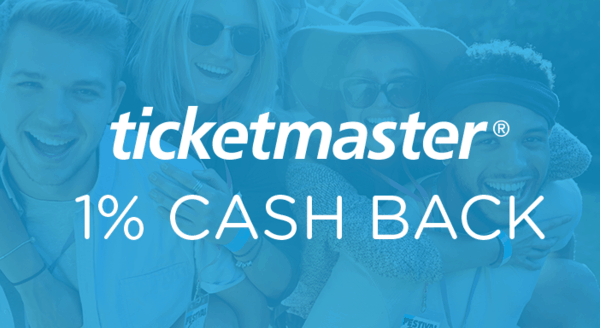 $0.00 for Ticketmaster (expiring on Friday, 01/11/2019). Offer available at Ticketmaster.