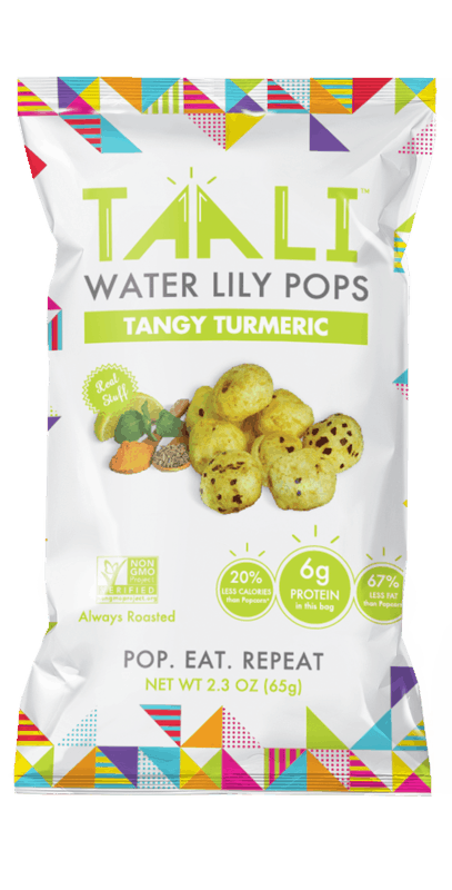$1.00 for Taali® Water Lily Pops (expiring on Wednesday, 09/30/2020). Offer available at Whole Foods Market®, Gelson's, Sprouts Farmers Market.