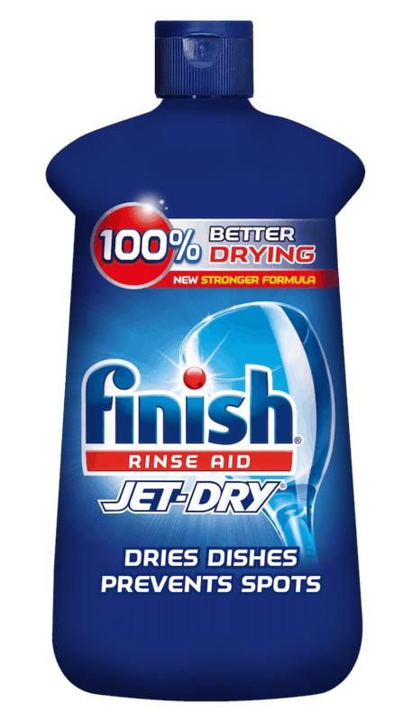 $1.00 for FINISH® Jet-Dry® (expiring on Thursday, 12/12/2019). Offer available at Walmart.