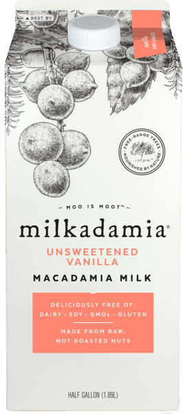 $1.00 for milkadamia (expiring on Tuesday, 04/02/2019). Offer available at Walmart, Wegmans.