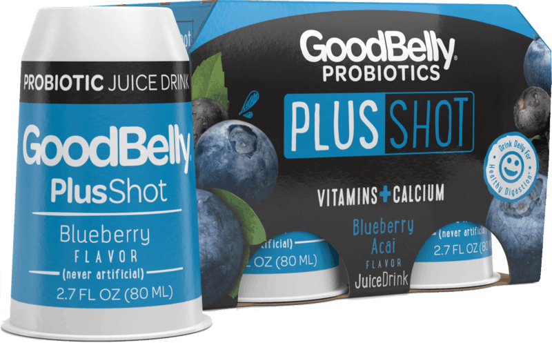 $1.00 for GoodBelly® Probiotics Shots (expiring on Saturday, 05/02/2020). Offer available at Walmart.