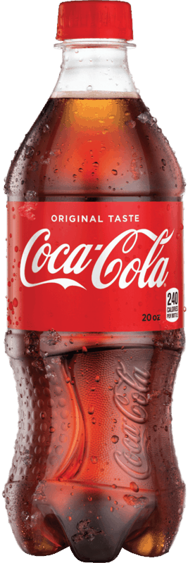 $0.50 for Coca-Cola®. Offer available at Walmart.