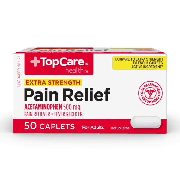 $1.00 for Extra Strength Pain Relief (expiring on Sunday, 06/02/2019). Offer available at multiple stores.
