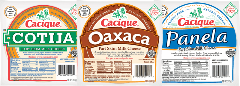 $0.50 for Cacique Cheese (expiring on Monday, 01/31/2022). Offer available at multiple stores.