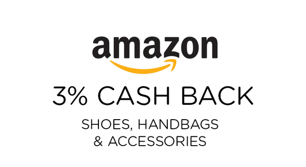 $0.00 for Amazon Shoes, Handbags, Accessories (expiring on Thursday, 04/30/2020). Offer available at Amazon.