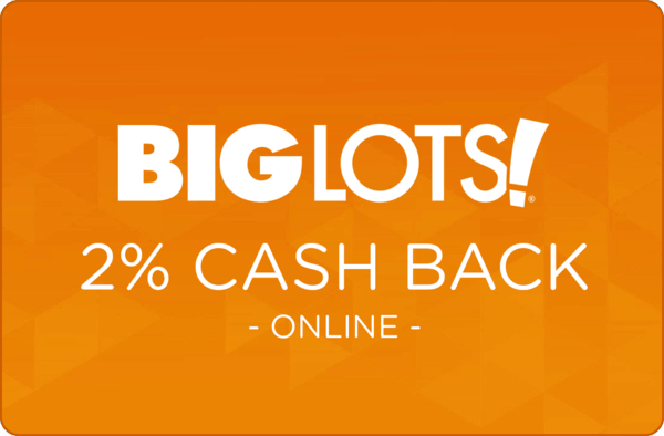 $0.00 for Big Lots (expiring on Tuesday, 07/31/2018). Offer available at BigLots.com.