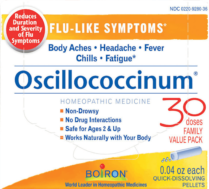 $2.00 for Oscillococcinum® (expiring on Saturday, 10/31/2020). Offer available at Wegmans.