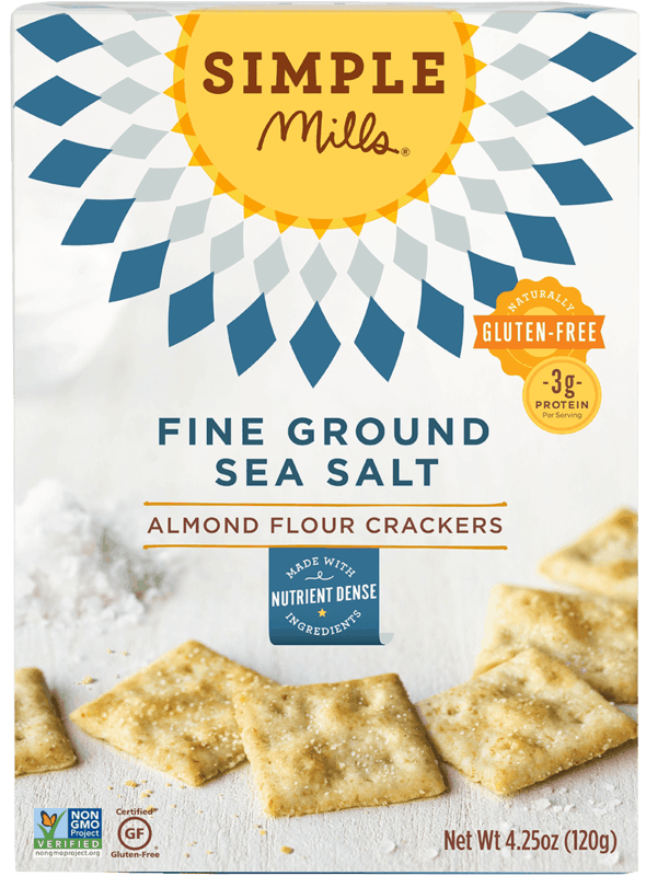 $1.00 for Simple Mills® Crackers (expiring on Friday, 04/03/2020). Offer available at Publix, Meijer.