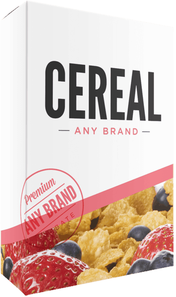 $0.25 for Any Brand - Cereal. Offer available at H-E-B.