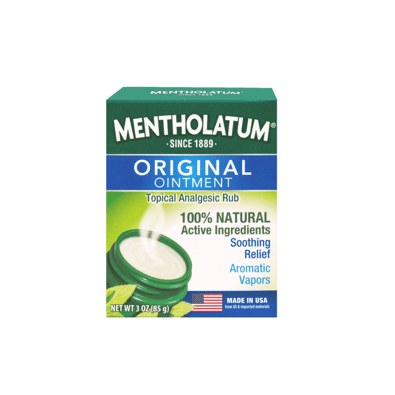 $1.00 for Mentholatum Original Vaporizing Chest Rub (expiring on Sunday, 03/01/2020). Offer available at Publix, Giant Eagle, Meijer, Hy-Vee, Save Mart (Food Giant).