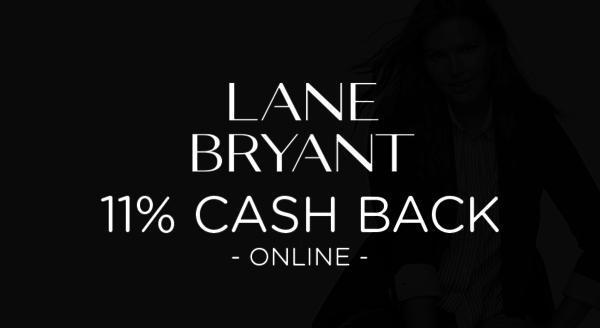 $0.00 for Lane Bryant (expiring on Wednesday, 08/29/2018). Offer available at LaneBryant.com.