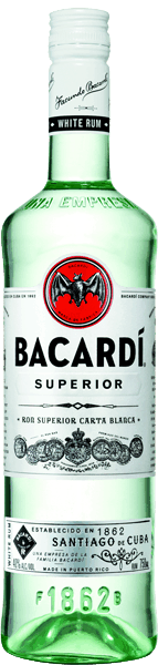 $3.00 for Bacardi Rum. Offer available at multiple stores.