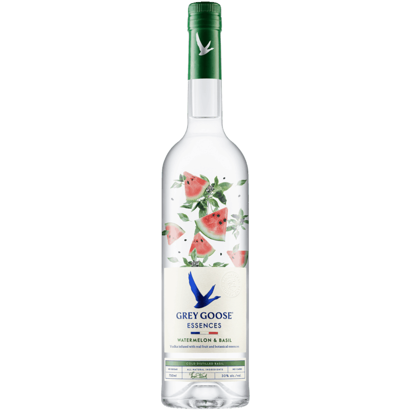 $4.00 for Grey Goose Essences (expiring on Wednesday, 06/30/2021). Offer available at multiple stores.