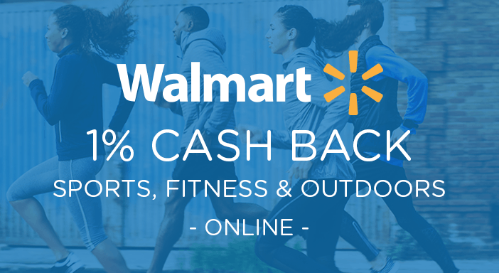 $0.00 for Walmart.com Sports, Fitness and Outdoors (expiring on Friday, 01/31/2020). Offer available at Walmart.com.