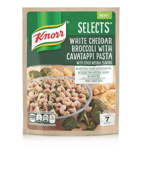 $0.75 for Knorr® Selects™ (expiring on Monday, 12/31/2018). Offer available at Walmart.